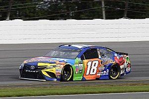 NASCAR in Pocono: Kyle Busch holt Pole-Position kurz vor Rennstart
