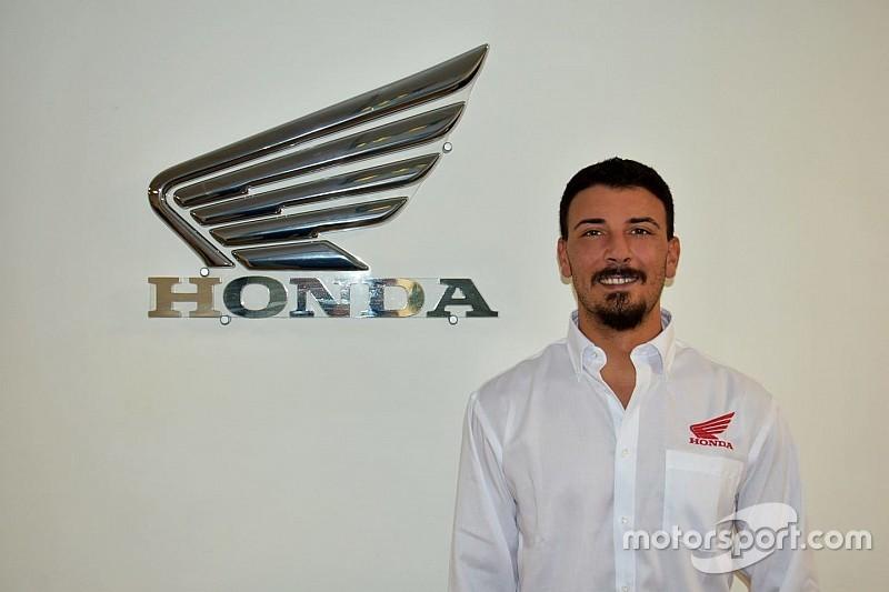Ufficiale: Davide Giugliano pilota titolare Honda al Lausitzring