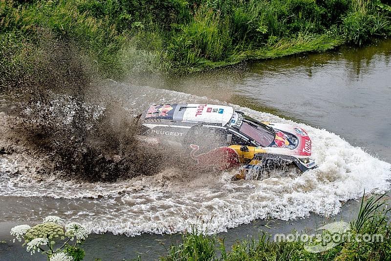 Silk Way Rally: Sébastien Loeb pulls clear