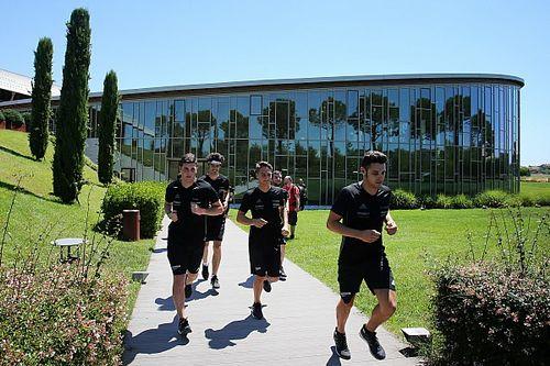 """Carrera Cup Italia, come """"sudano"""" i giovani dello Scholarship Programme!"""