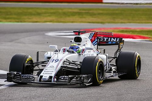 Williams back to pre-Austria form, says Massa