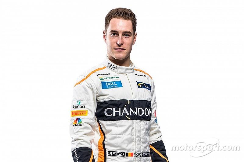 "Vandoorne: ""Este auto es muy importante para McLaren"""