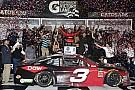 NASCAR Cup Mit Earnhardt-Move: Austin Dillon gewinnt wildes Daytona 500