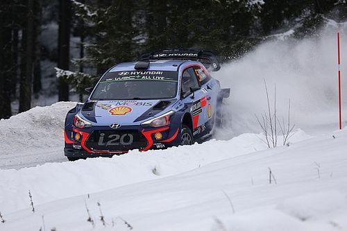 2018 İsveç Rallisi'nde zafer Hyundai'den Neuville'nin!