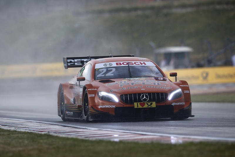 """DTM sürücüleri, """"tehlikeli"""" Hungaroring pit alanı zeminin değişmesini istiyor"""