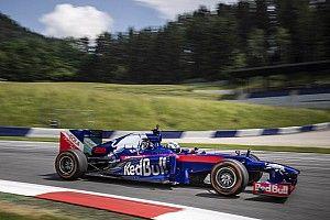 Dura 20 giri il sogno di Tony Cairoli al volante di una F1 al Red Bull Ring