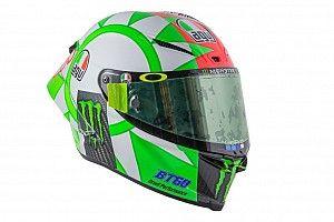 Росси представил особый шлем для Гран При Италии: фото