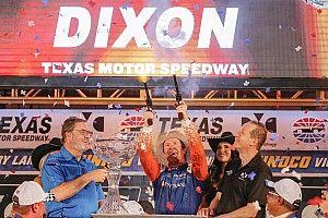テキサス決勝:ディクソン歴代3位の通算43勝目。佐藤琢磨は粘って7位