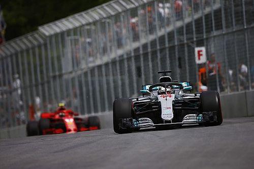 """Hamilton : """"Je pensais que le moteur allait lâcher"""""""