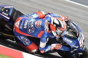 Moto2 Italia: Pasini start terdepan, Binder terpuruk