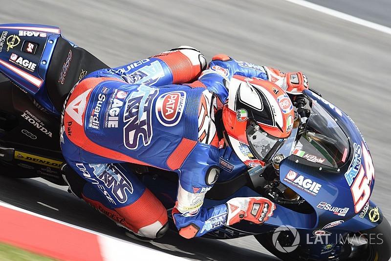Moto2ムジェロ予選:パッシーニがポールポジション。長島哲太13番手