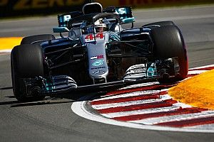 """Title doubts would be """"sign of weakness"""" - Hamilton"""