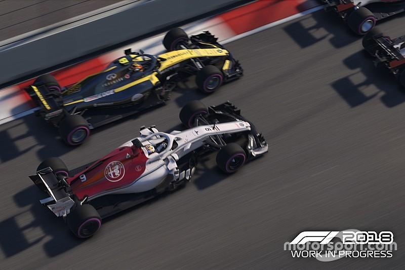 Elrajtolt az F1 2018 Esports Pro Series, három futam után Bereznay a második a pontversenyben