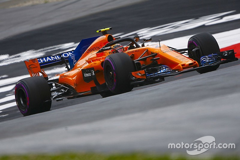 "Brown blames instability for ""unacceptable"" McLaren F1 form"