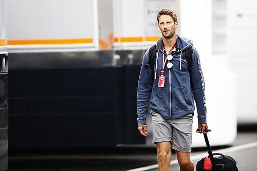 """Grosjean: """"Láttam a videót… Megdöbbentett, hogy büntetést kaptam"""""""