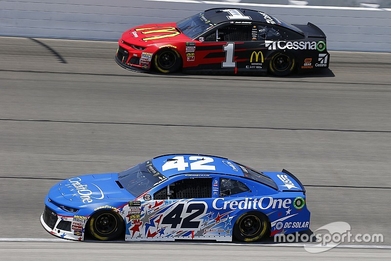 "Kurt Busch: Ganassi's ""streamlined"" two-car program was appealing"