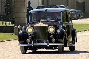 Auto Actualités La Rolls-Royce Phantom IV utilisée pour le Royal Wedding