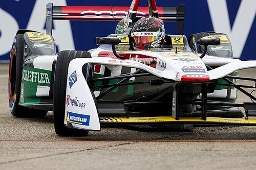 Абт выиграл квалификацию гонки Формулы Е в Берлине