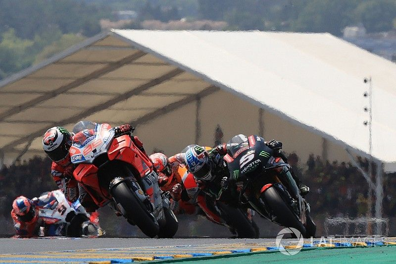 Lorenzo a Ducati fizikális kihívásai miatt lassul le