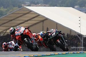 MotoGP Últimas notícias Lorenzo: Corrida de Le Mans exigiu muito de físico