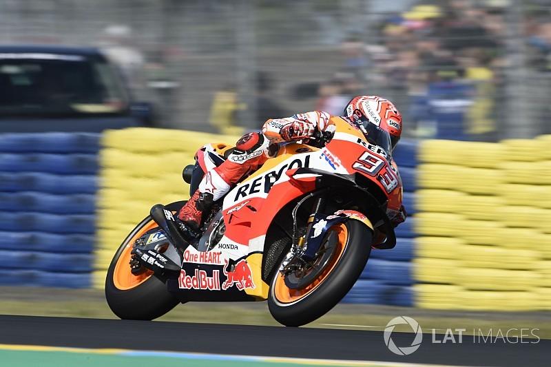 """Márquez: """"Hoy en día, Zarco es el piloto número 1 de Yamaha"""""""
