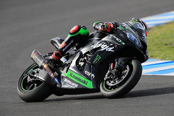 WSBK Test Jerez, Giorno 3: ancora Kawasaki con Sykes e Rea, poi Melandri