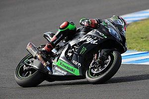 Tom Sykes, a ritmo de récord en los test del WorldSBK en Jerez