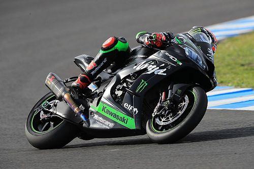 Test Jerez, Giorno 3: ancora Kawasaki con Sykes e Rea, poi Melandri