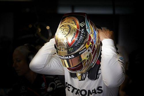 """Hamilton: """"Pole persa? Ho fatto modifiche sbagliate sulla W08"""""""