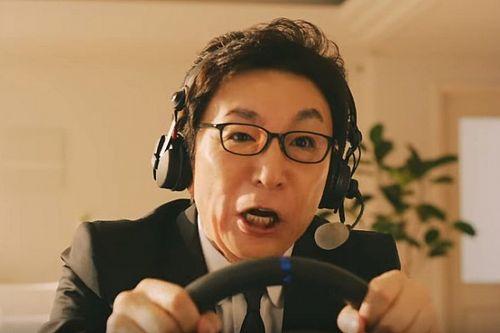 Кричащий Фурутачи: в Японии вышла странная реклама Gran Turismo