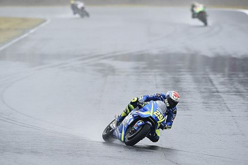 "Iannone: ""Suzuki en ik hadden resultaat Motegi nodig"""
