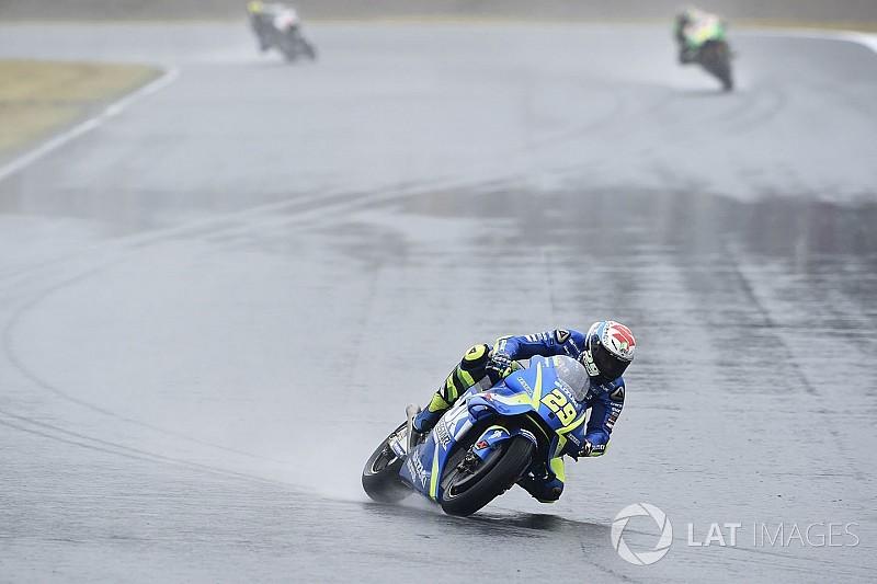 "Iannone says he and Suzuki ""needed"" Motegi result"