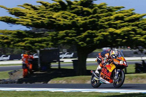 Bendsneyder vijfde in eerste training GP Australië, P1 Bulega