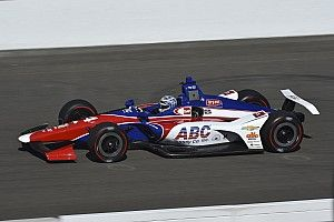 Kanaan puts Foyt on top in Indy testing with 226mph run