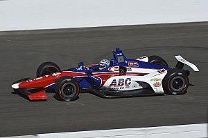 Kanaan fue el mejor al terminar la práctica de IndyCar