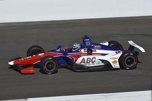 Kanaan lidera primeiro dia em Indianápolis; Hélio é 10º