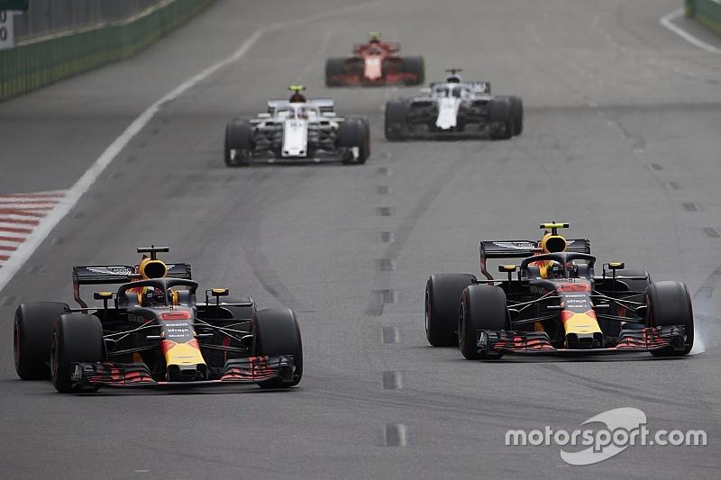 Tussenrapport: Red Bull opnieuw duidelijk nummer drie