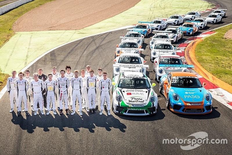 La 32e édition de la Porsche Carrera Cup France débute avec la Super Saison FIA WEC!