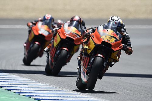 Todos las motos y pilotos que han corrido con KTM en MotoGP