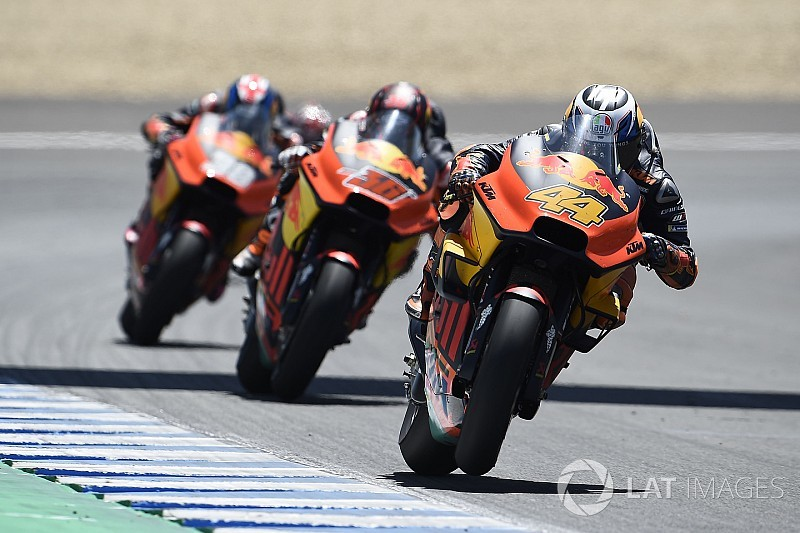"""Pol Espargaró: """"Quiero la KTM de 2019 ya porque tiene un gran potencial"""""""