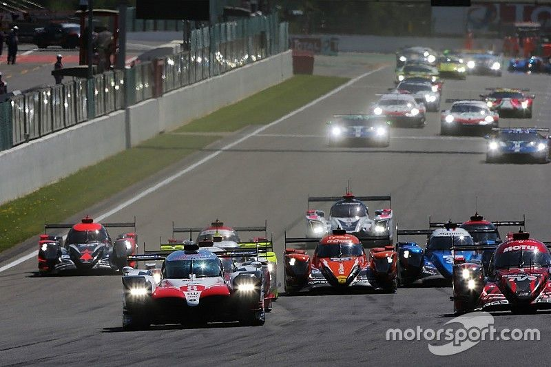 WEC set to move Spa race to avoid Formula E clash