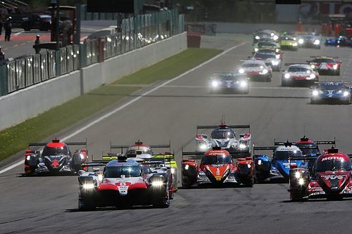 WEC set to move Spa race to avoid Formula E clash