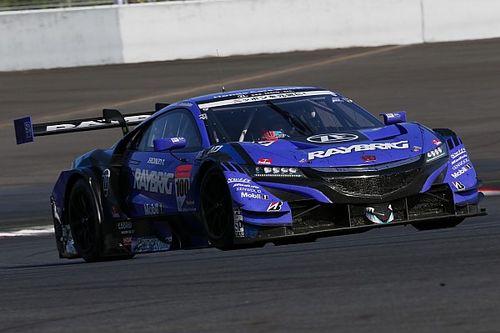 RAYBRIG NSX-GTのジェンソン・バトン「30kgのウェイト大きく影響」
