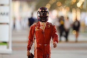 Ferrari multata di 5 mila euro per l'unsafe release del pit di Raikkonen