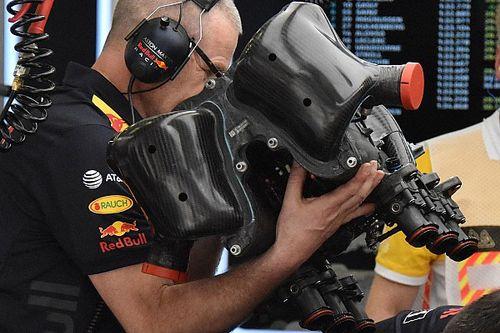 Red Bull: ecco il cassoncino di aspirazione del motore Renault!