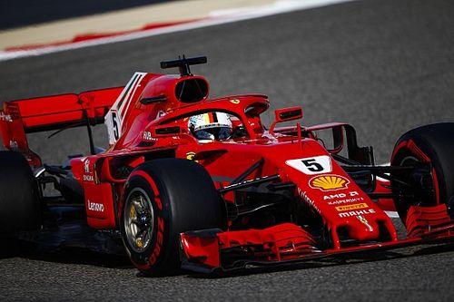 "Vettel: Sorting front end key to ""surprising"" Bahrain pole"