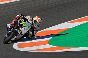 Moto2 News Moto2-Pilot Dominique Aegerter: