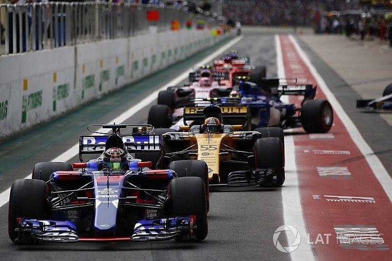 Гасли: Мы бы не удержали Renault позади в любом случае