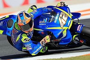 MotoGP News Suzuki: Rins vor Rossi, Privilegien kehren 2018 zurück