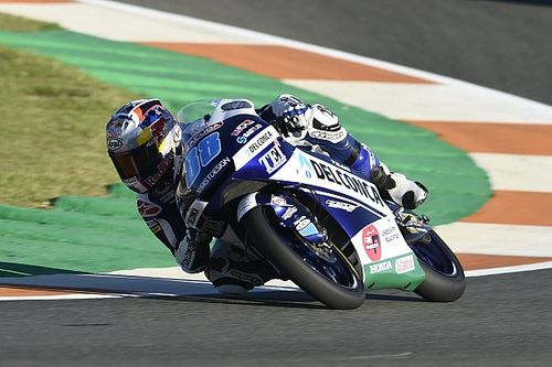 Moto3バレンシア決勝:マルティン初優勝。デビュー戦の真崎10位と健闘